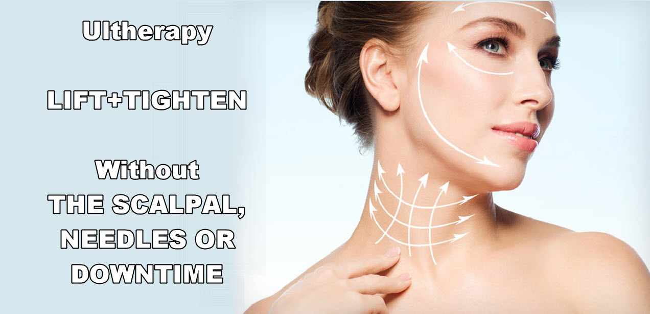 What is a ultherapy treatment?